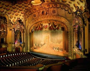 Virtual Reality of the Los Angeles Theater – Architectural